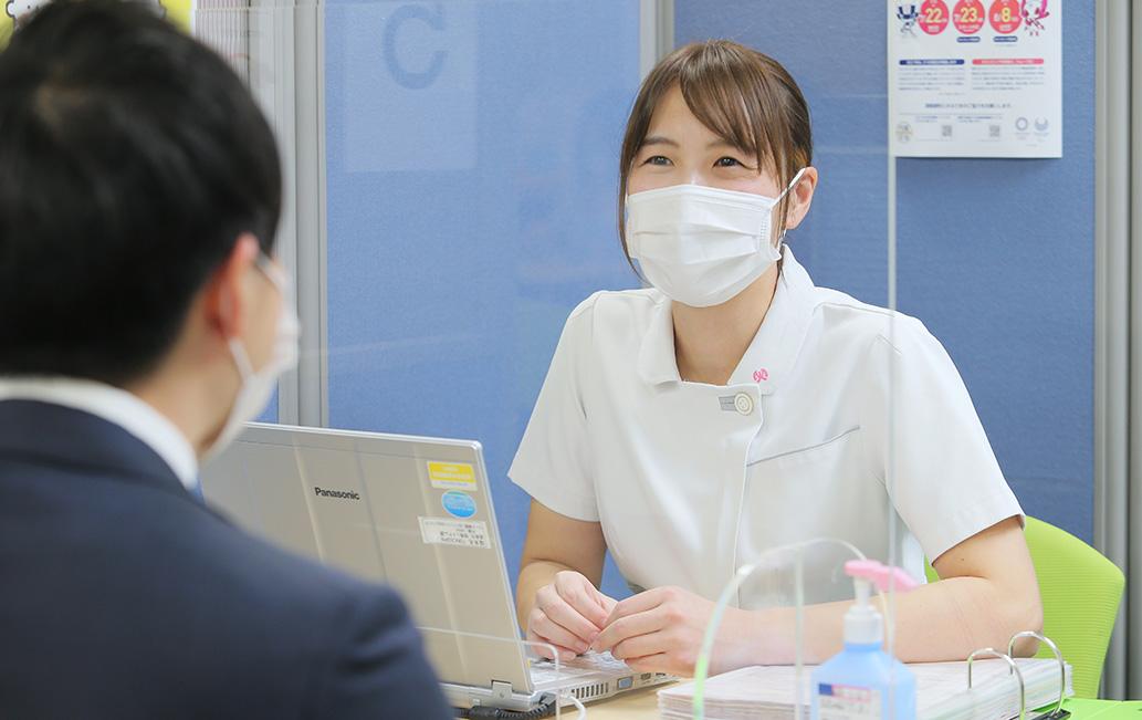 入院支援・専門ケア・患者相談室